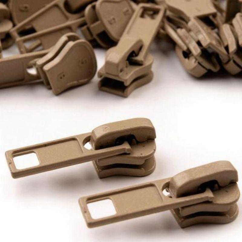 Zipper Profil 5 Schieber 5mm Reißverschluss