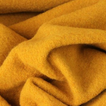 Walk - Wool Boiled - ocre