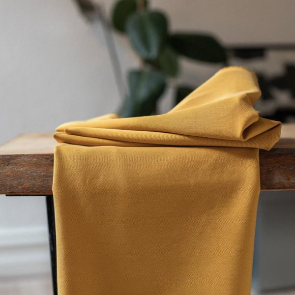 meetMilk - Tencel Soft Stretch Twill - Amber