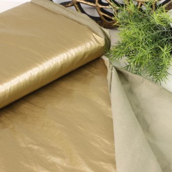 Lackleder imitat creased - gold