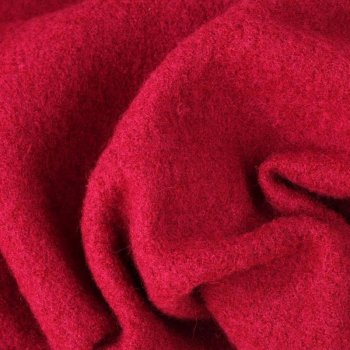 Walk - Wool Boiled - cherry